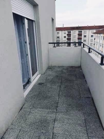 Rental apartment Strasbourg 700€ CC - Picture 2