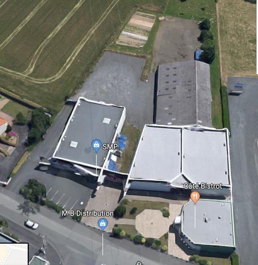 Rental office La seguiniere 1000€ HC - Picture 4