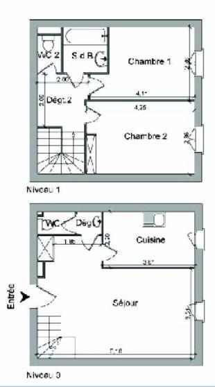 Location appartement Villefranche sur saone 688,66€ CC - Photo 7