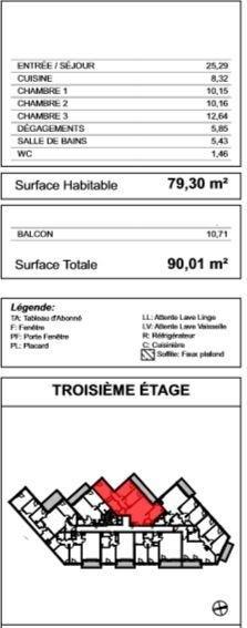 Vente de prestige appartement Antony 495900€ - Photo 2