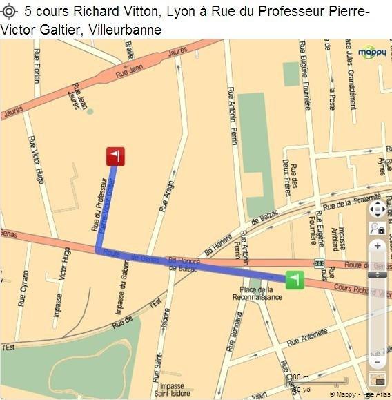 Rental apartment Villeurbanne 724€ CC - Picture 7