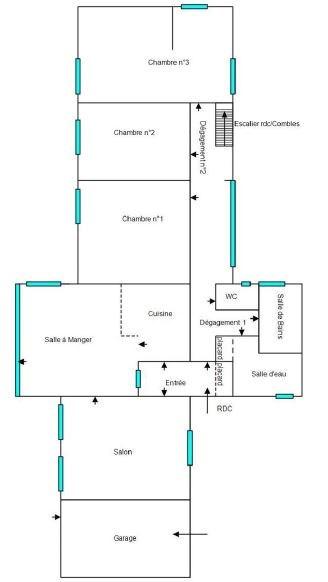 Sale house / villa Montlignon 415000€ - Picture 2