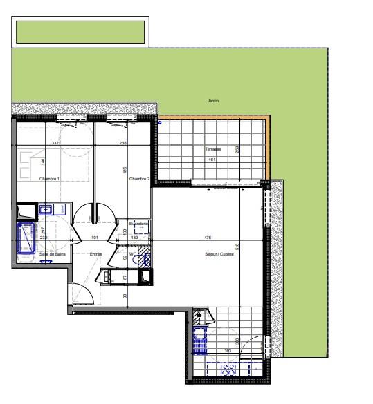 Sale building Sevrier 421000€ - Picture 2