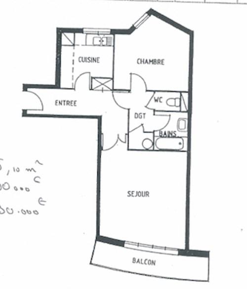 Sale apartment Paris 12ème 590000€ - Picture 4