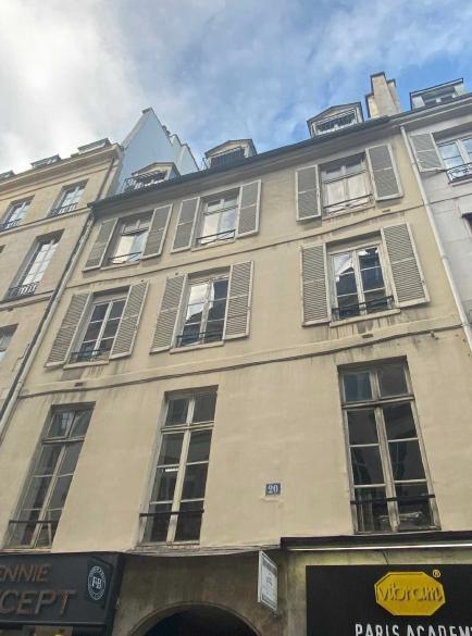 Rental office Paris 2ème 4550€ HT/HC - Picture 1