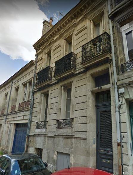 Sale building Bordeaux 675000€ - Picture 1