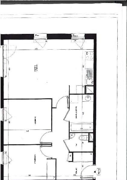 Venta  apartamento Asnières-sur-seine 371000€ - Fotografía 3