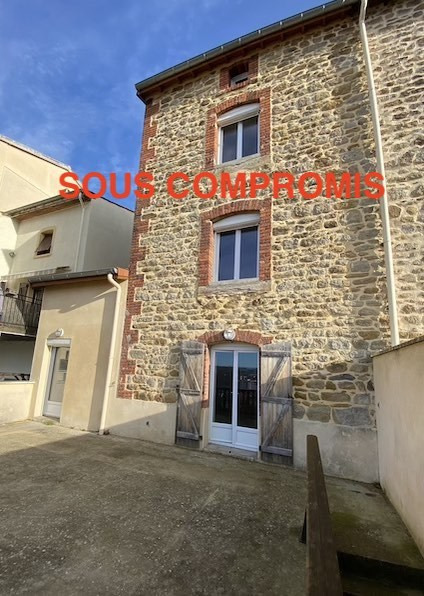 Vente maison / villa Roche-la-moliere 169000€ - Photo 1