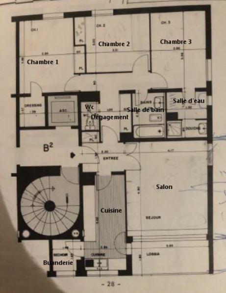 Vente appartement Boulogne billancourt 700000€ - Photo 2