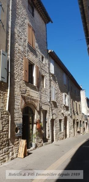 Verkoop  flatgebouwen Barjac 99990€ - Foto 2