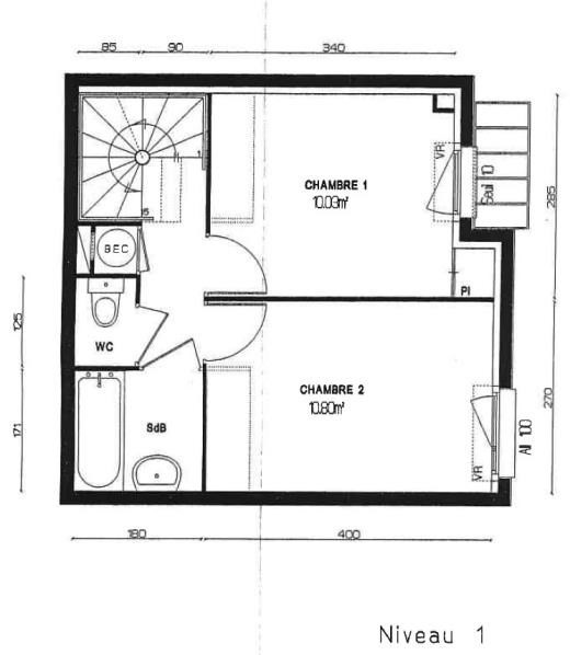 Venta  casa Ivry sur seine 448000€ - Fotografía 6