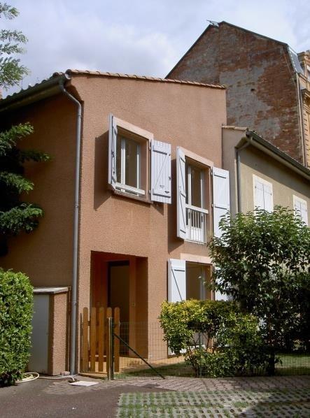 Rental house / villa Toulouse 966€ CC - Picture 2