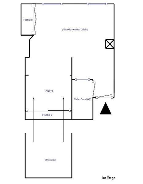 Vente appartement Lyon 3ème 135000€ - Photo 7