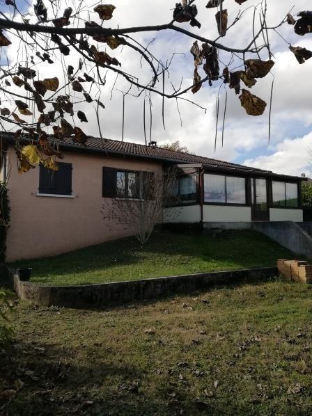 Vente maison / villa Villemoirieu 315000€ - Photo 1