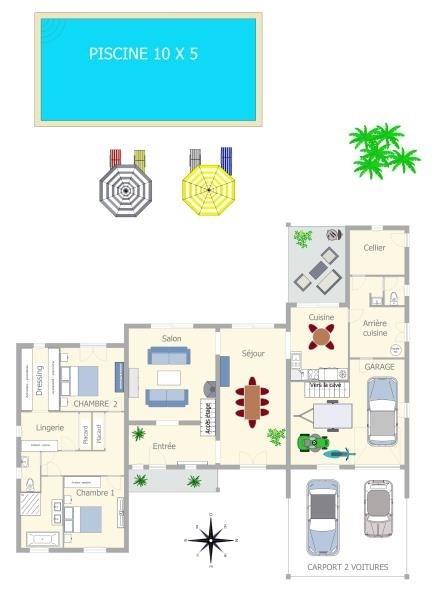 Vente maison / villa St saturnin 328600€ - Photo 2