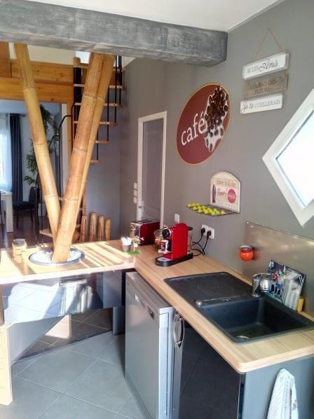 Venta  casa St gervais en belin 185500€ - Fotografía 2