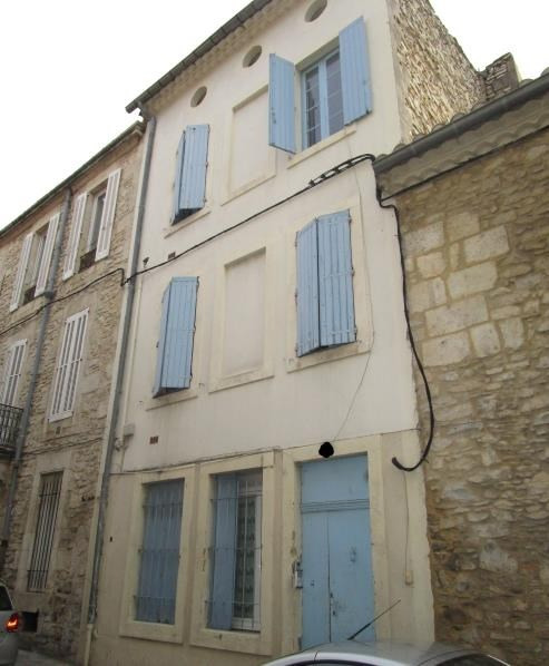 Investment property building Nimes 339000€ - Picture 1