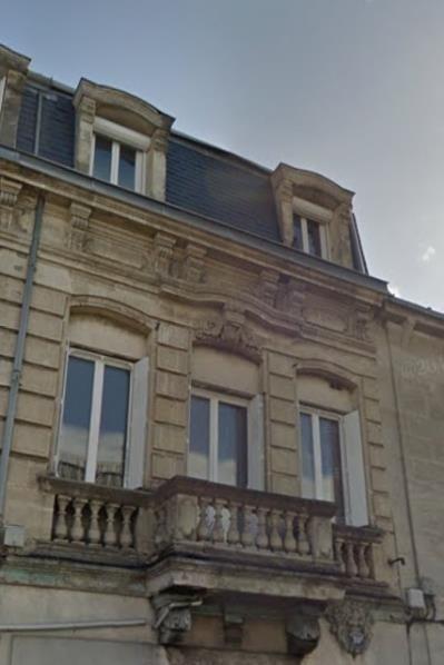 Vente immeuble Bordeaux 420000€ - Photo 1