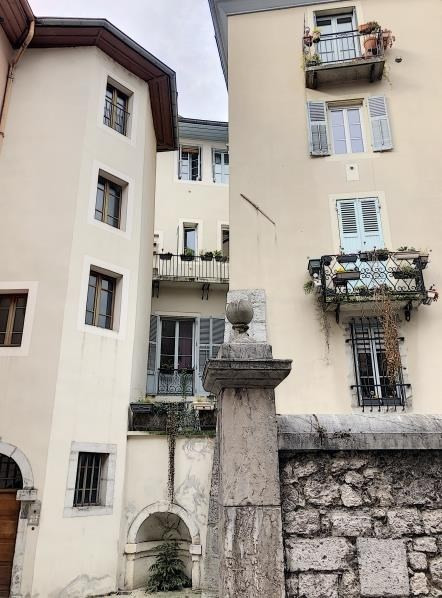 Sale apartment Chambery 116 000€ - Picture 1