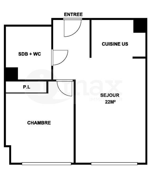 Sale apartment Levallois perret 455000€ - Picture 3