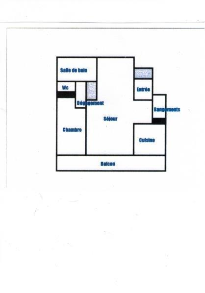 Vente appartement St cloud 390000€ - Photo 3