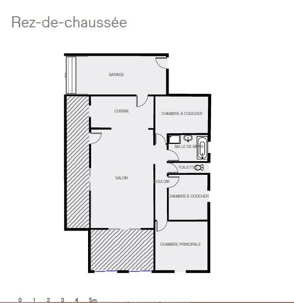 Vente maison / villa Manduel 252 500€ - Photo 2