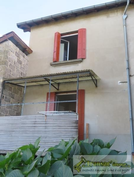 Vente maison / villa Puy guillaume 49 500€ - Photo 1