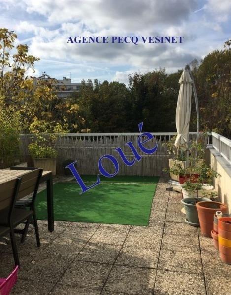 Location appartement Le pecq 1500€ CC - Photo 1