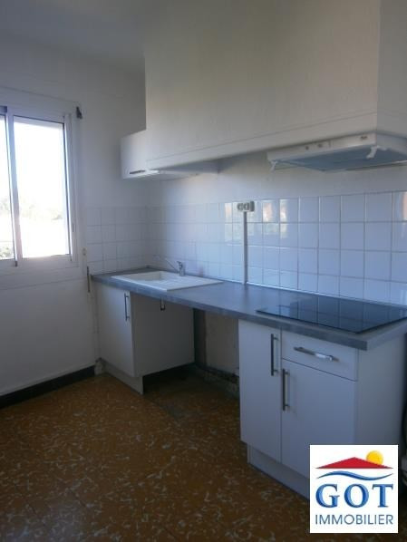 Location appartement Villelongue de la salanque 500€ CC - Photo 1
