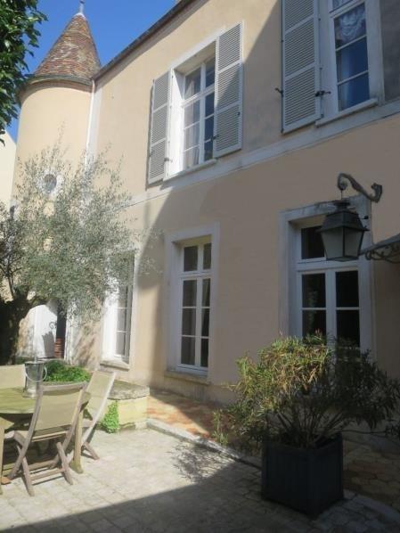 Vente de prestige maison / villa Montfort l amaury 1560000€ - Photo 1