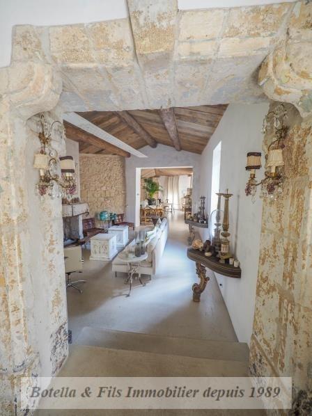 Immobile residenziali di prestigio casa Uzes 1580000€ - Fotografia 8