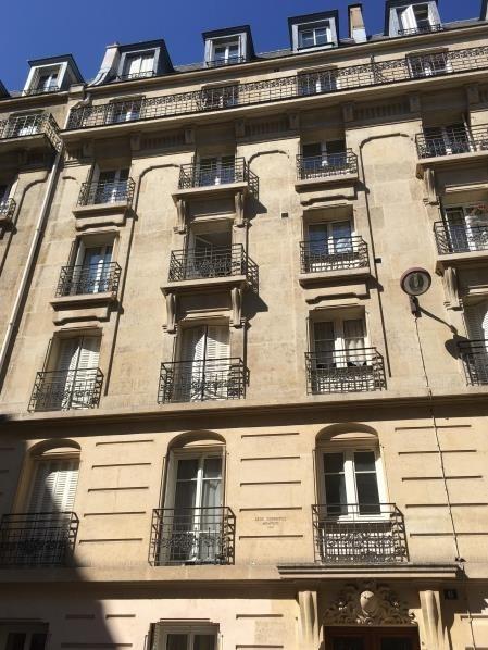 Rental apartment Paris 15ème 1295€ CC - Picture 6
