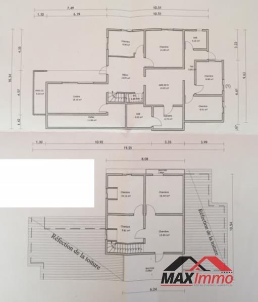 Vente maison / villa La riviere 317125€ - Photo 14