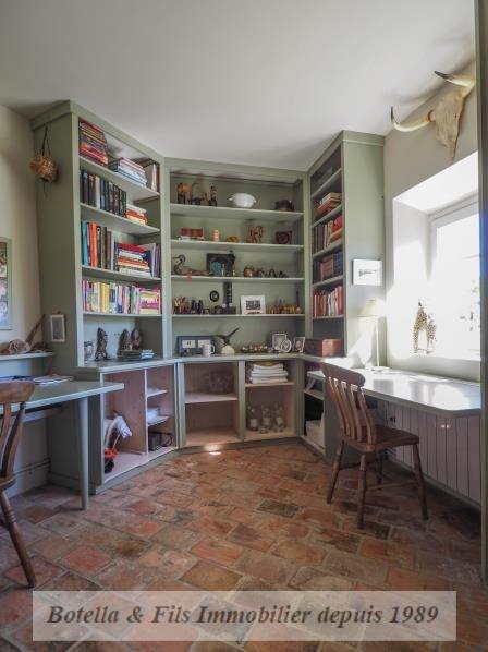 Immobile residenziali di prestigio casa Uzes 1100000€ - Fotografia 9