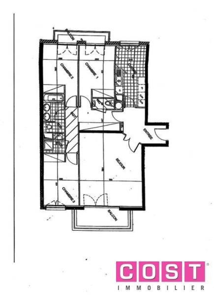 Rental apartment Levallois-perret 2900€ CC - Picture 7