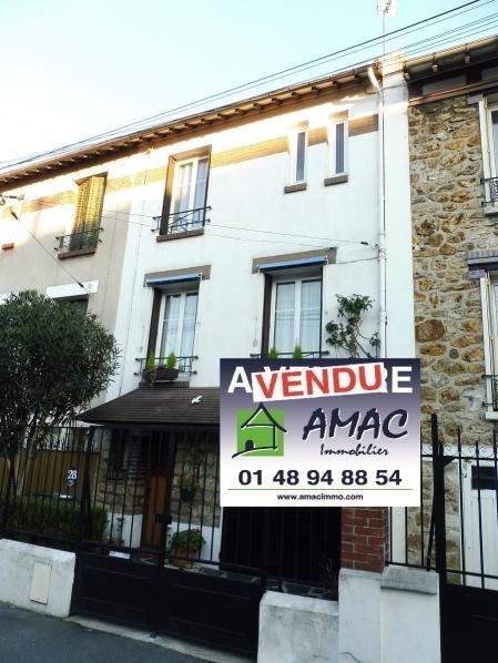 Sale house / villa Villemomble 325000€ - Picture 1