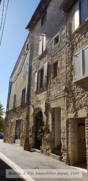 Verkoop  flatgebouwen Barjac 99990€ - Foto 1