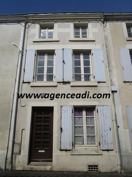 Vente maison / villa St maixent l ecole 55620€ - Photo 1