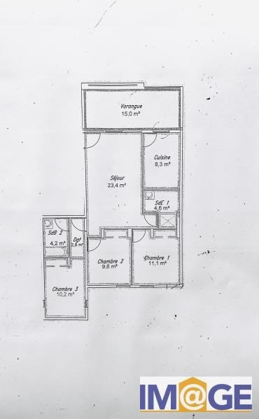 Sale apartment St martin 185000€ - Picture 2