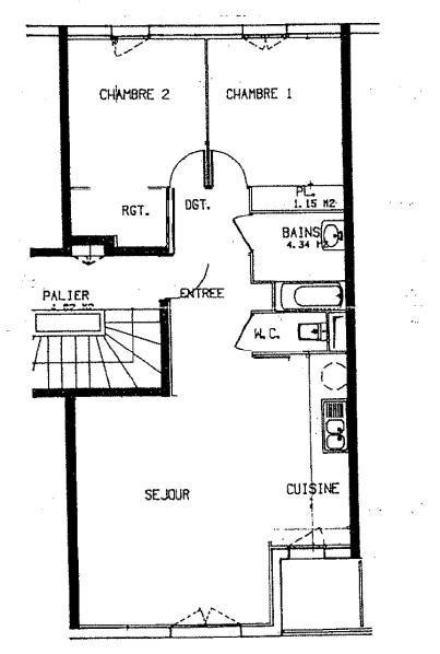 Vente appartement Montigny le bretonneux 220500€ - Photo 4