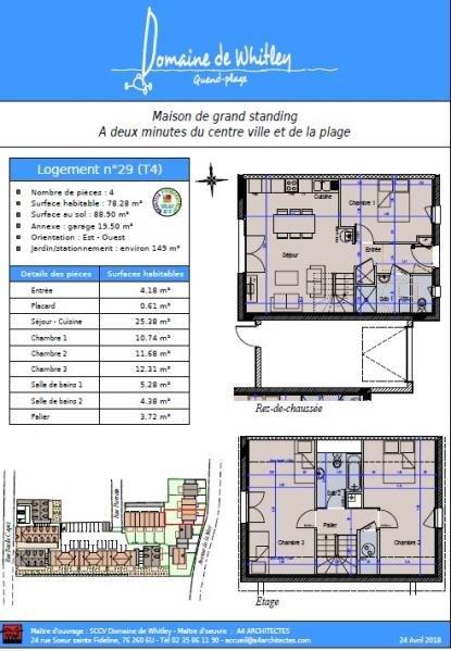 Vente maison / villa Quend 309000€ - Photo 3