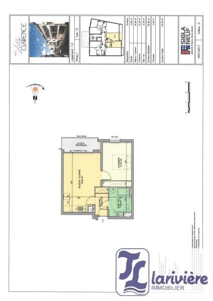 Sale apartment Wimereux 244000€ - Picture 2