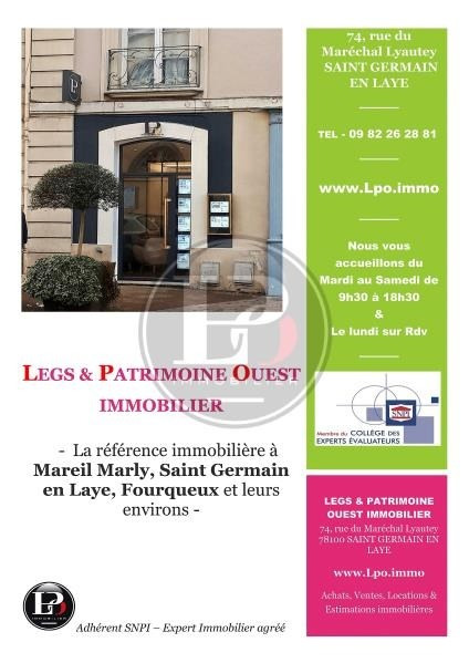 Vente appartement St nom la breteche 122 000€ - Photo 7