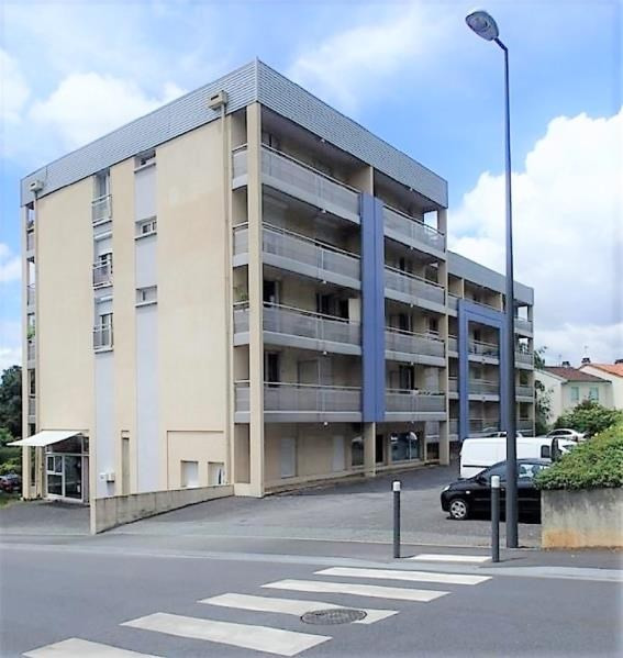 Sale apartment Albi 53 000€ - Picture 1