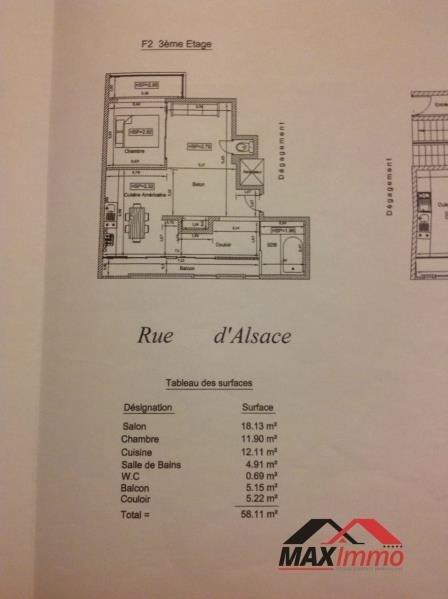 Vente immeuble St denis 320000€ - Photo 2