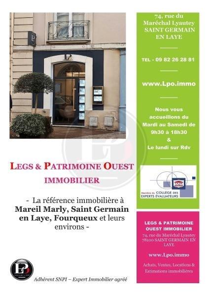 Vente appartement St germain en laye 649000€ - Photo 14