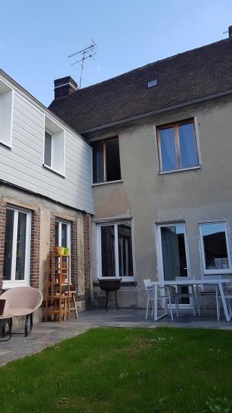 Vente maison / villa Conches en ouche 174000€ - Photo 1