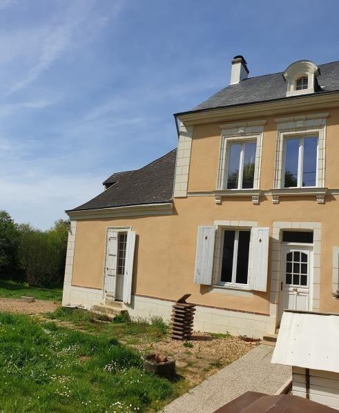 Sale house / villa St jean de la motte 215000€ - Picture 1