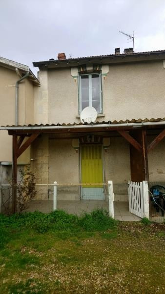 Rental house / villa Mussidan 430€ CC - Picture 1