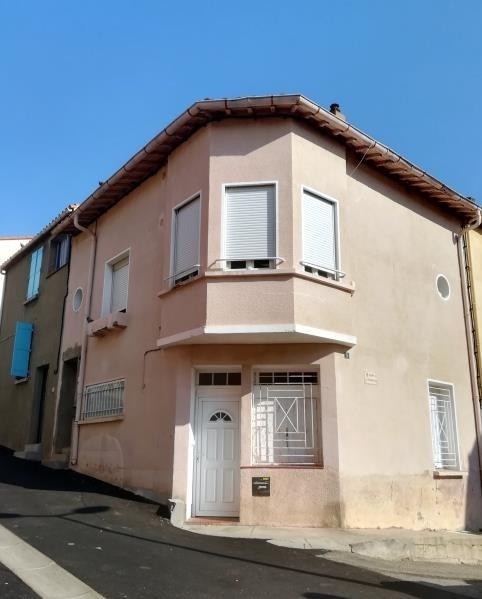 Sale house / villa Port vendres 137000€ - Picture 1